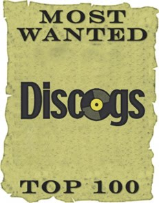 discogs top 100 most wanted records