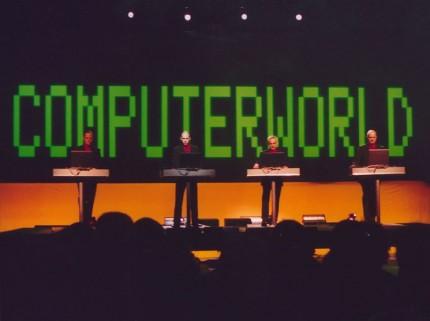 Kraftwerk Live in Stockholm