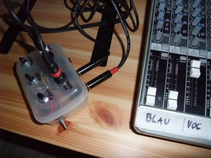 Leaf Audio Workshop – NoizeFuzzFilter Test