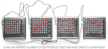 Bliptronic 5000 LED Synthesizer