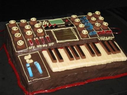 Moog Voyager Kuchen