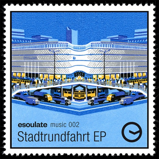 Cover Stadtrundfahrt EP – esoulate music 002