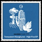 Cover High Five EP – Tonsystem Klangkunst