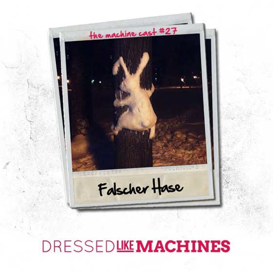 The Machine Cast by Falscher Hase